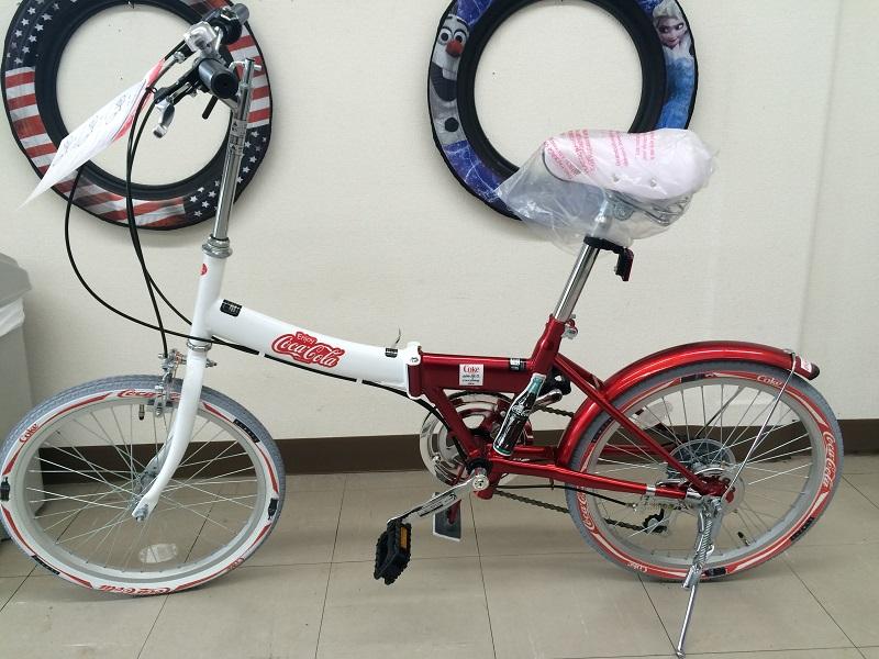 コーラ自転車