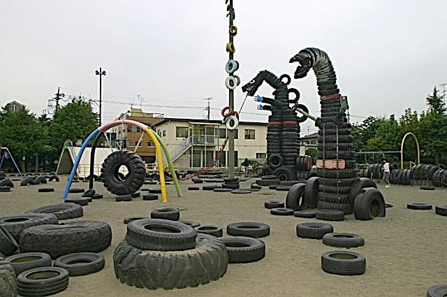 タイヤ公園3