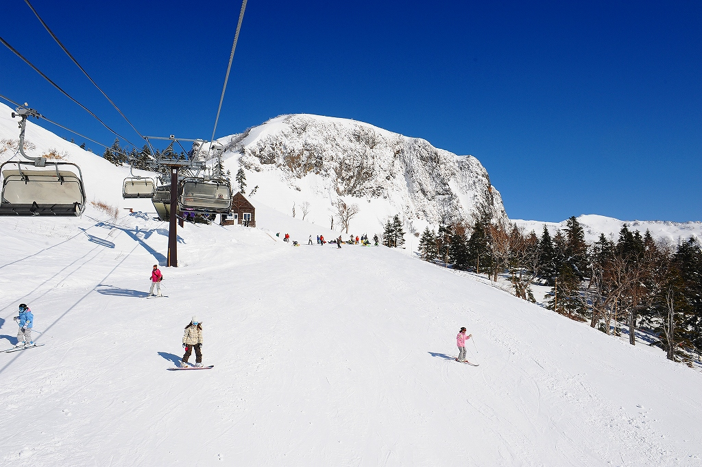 たんばらスキーパーク