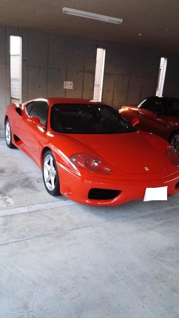 フェラーリ360モデナF1 2