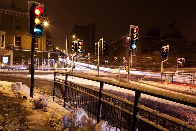 blur-traffic